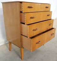 1960's Teak Chest of Drawers by Wrighton - SOLD